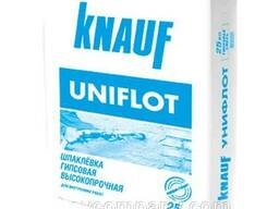Шпаклёвка финишная гипсовая Кнауф Унифлот (Knauf Uniflot). ..