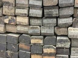 Шпала Б/У деревянная для повторной укладки продам