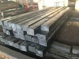 Шпала деревянная ППВ 2750x250x180 мм