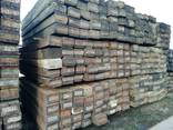 Шпалы деревянные - фото 2