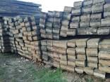 Шпалы деревянные - фото 3