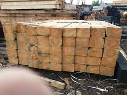 Шпалы деревянные не пропитанные сосна сухостой тип 1А , 2А .