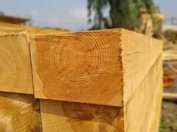 Шпалы деревянные непропитанные I и II типа