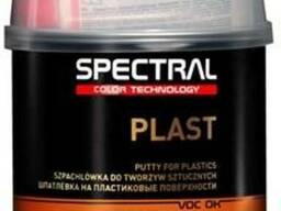 Шпатлевка для пластика кузова Spectral plast 0. 5кг