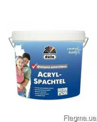 Шпатлевка Dufa Acryl Spachtel 16 кг