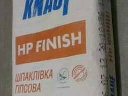 Шпатлёвка knauf hp-finish (Кнауф) 25кг.