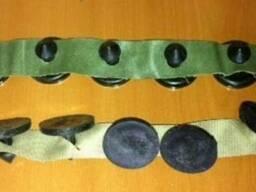 Шпеньки (пуговицы, пукли) для средств защиты ОЗК, Л-1