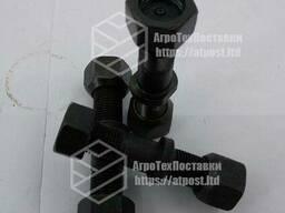 Шпилька колеса прицепа 2ПТС4 (+ 2 гайки) (М16х1,5)