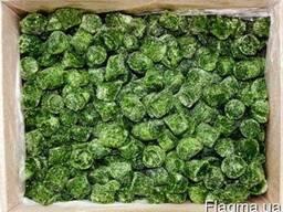 Шпинат меленый, резаный, листовой б/з