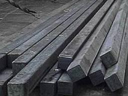 Шпоночный материал 80*40 ст.45 калиброванный