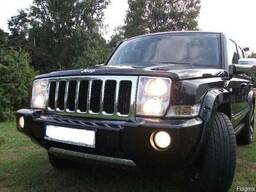 Шрот, детали б. у и новые на Jeep Commander (Джип Коммандер)