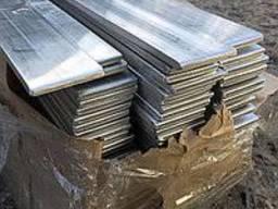 Полоса (штаба) алюмінєва АД 3х75х3000 мм