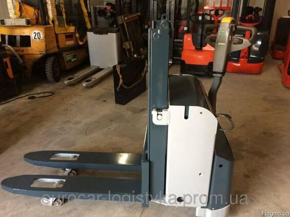 Штабелер электрический Nissan 2010р 1,25т 1.8м