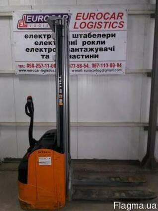 Штабелер электрический поводковый STILL EGV 16 3.7m