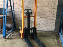 Штабелер ручной 1000 кг 1, 6м (новый)
