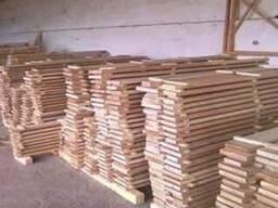 Штакетник деревянный, Деревянные заборы из штакетника