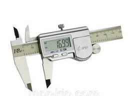 Штангенциркуль электронный Shahe (5111-200) 0-200/0, 01 мм с бегунком, IP67. ..