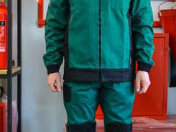 Куртка робоча Алекс зелена