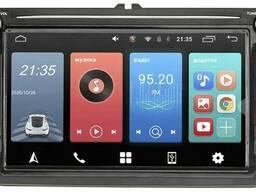 "Штатная магнитола Cyclone VW Android 8"" PLUS"