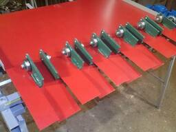 Штрипсорез, станок продольной резки листового металла