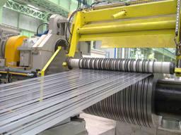 Штрипсы динамной , трансорматорной , оцинкованной стали