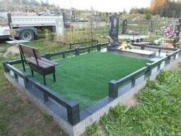 Штучна трава для могилок