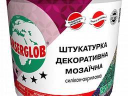 Штукатрука Anserglob «мозаичная» силикон-акриловая 25 кг