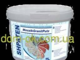 Штукатурка декоративна акрилова Shpaten Mozaik Granit 25 кг