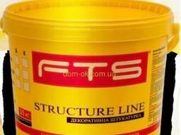 Штукатурка FTS/ФТС акриловая Structureline короед. ..