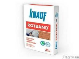 Штукатурка гипсовая универсальная Knauf Rotband, 30 кг.