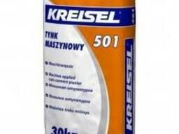 Штукатурка известково-цементная машинная Kreisel 501