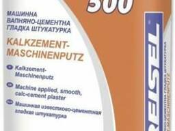 Штукатурка машинная цементно-известковая Крайзель 500