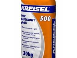 Штукатурка машинная цементно-известковая (Крайзель) Kreisel