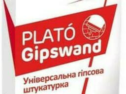 Штукатурка Siniat Plato Gipswand универсальная гипсовая 30 кг