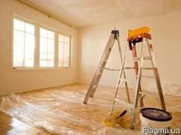 Штукатурка стен, потолков, откосов, гипсокартон, стяжка