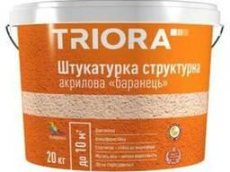 "Штукатурка структурная ""барашек"" ""Triora"" 20,0 кг"