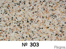 Штукатурка Термо Браво из натурального камня