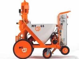Штукатурная станция PFTG5