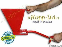"""Штукатурный ковш """"Hopp-UA 2017"""" Хоппер. Штукатурная лопата"""
