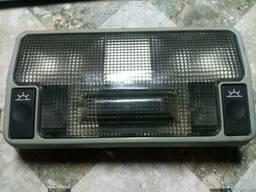 Штурманский плафон освещения салона Peugeot 605 1989-1999