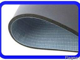 Шумоизоляция для авто- каучук, толщина 6 мм