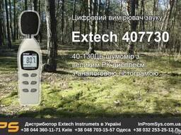 Шумомер 40-130дБ Extech 407730
