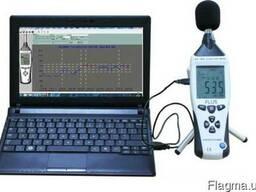 Шумомер FLUS ET-956 - профессиональный измеритель шума