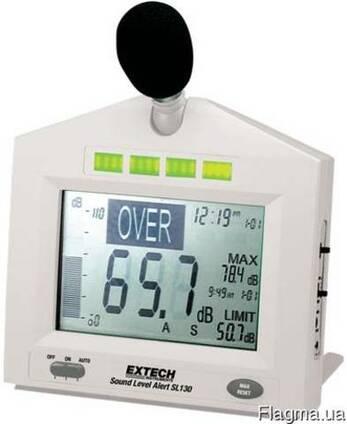 Шумомер с сигнализацией Extech SL130W