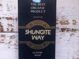 """Шунгитовое мыло """"Shungite Way"""" с вытяжкой из 25 трав. ECO"""