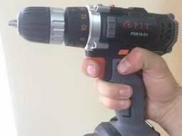 Шуруповерт аккумуляторный 18 вольт PIT PSR18-D
