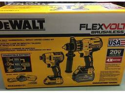 Шуруповерты DeWalt (набор) DCK299D1T1 Flexvolt.