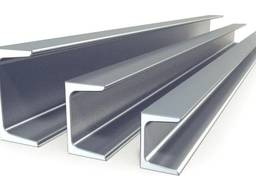Будівельний профіль з оцинкованої сталі, швелер 15