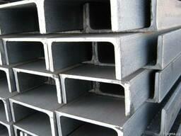 Алюминиевый профиль швеллер 12х12х12мм - 40х45х40мм