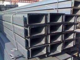 Швеллер алюминиевый (п-образный) ПАС-1092 40х20х2 / AS сереб